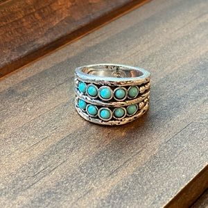 Premier Designs Turquoise Ring
